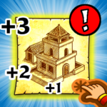 Castle Clicker: Build a City, Idle City Builder APK MOD (Unlimited Money) 4.6.523