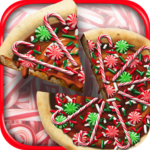 Christmas Candy Pizza Maker Fun Food Cooking Game APK MOD (Unlimited Money) 1.4