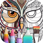 Coloring Book for family APK MOD (Unlimited Money) 3.1.5