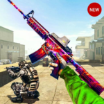 Commando Strike: Commando Anti Terrorist Shooter APK MOD (Unlimited Money) 1.3