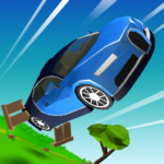 Crash Delivery! Destruction & smashing flying car! APK MOD (Unlimited Money) 0.9.9