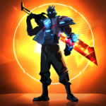 Cyber Fighters: League of Cyberpunk Stickman 2077 APK MOD (Unlimited Money) 1.11.35