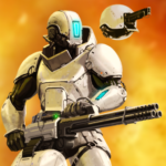CyberSphere SciFi Third Person Shooter   APK MOD (Unlimited Money) 2.10