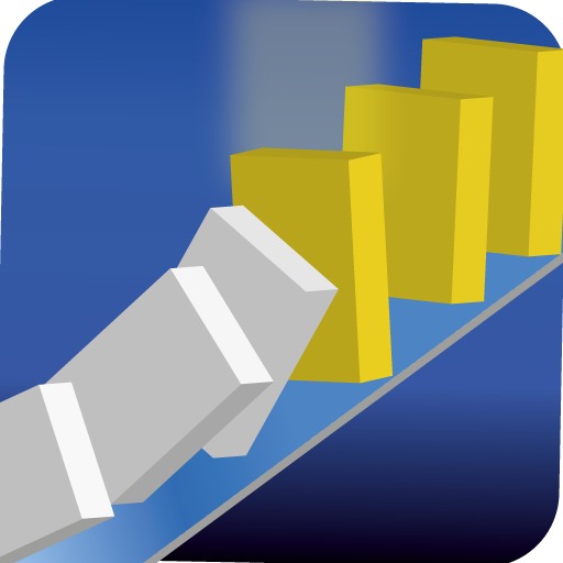 Domino Falling  – Smash and Roll – 2020 APK MOD (Unlimited Money) 0.1