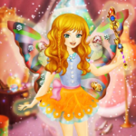 Fairy Dress Up for Girls Free APK MOD (Unlimited Money) 1.4.0