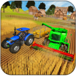Farming Tractor Driver Simulator : Tractor Games APK MOD (Unlimited Money)