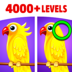 Find The Differences Spot it   APK MOD (Unlimited Money) 1.4.1