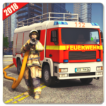 Firefighter Simulator 2018: Real Firefighting Game APK MOD (Unlimited Money) 1.11