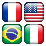 Flags of All Countries of the World: Guess-Quiz APK MOD (Unlimited Money) 1.93