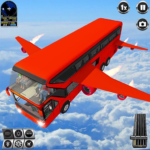 Flying Bus Driving simulator 2019: Free Bus Games APK MOD (Unlimited Money) 3.1