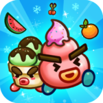Fruit & Ice Cream – Ice cream war Maze Game  APK MOD (Unlimited Money) 6.5