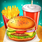 Happy Kids Meal Maker – Burger Cooking Game APK MOD (Unlimited Money) 1.2.8