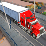 Heavy truck simulator USA APK MOD (Unlimited Money) 1.4.2