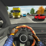 Highway Driving Car Racing Game : Car Games 2020   APK MOD (Unlimited Money) 1.1