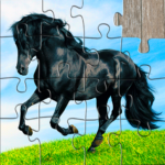 Horse Jigsaw Puzzles Game – For Kids & Adults 🐴 APK MOD (Unlimited Money) 25.2