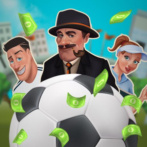 Idle Soccer Tycoon – Free Soccer Clicker Games APK MOD (Unlimited Money) 4.0.1
