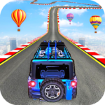 Impossible Jeep Stunt Driving: Impossible Tracks APK MOD (Unlimited Money) 1.1