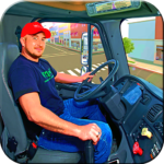 In Truck Driving: Euro new Truck 2020 APK MOD (Unlimited Money) 2.0