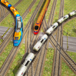 Indian Train City Pro Driving- Oil Tanker Train APK MOD (Unlimited Money) 6
