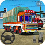 Indian Truck Spooky Stunt : Cargo Truck Driver APK MOD (Unlimited Money) 1.0