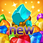 Jewels fantasy:  Easy and funny puzzle game APK MOD (Unlimited Money) 1.7.2