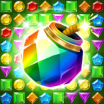 Jungle Gem Blast: Match 3 Jewel Crush Puzzles APK MOD (Unlimited Money) 4.2.6