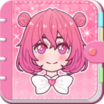 Lily Diary Dress Up Game  APK MOD (Unlimited Money) 1.2.5