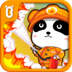 Little Panda Fireman APK MOD (Unlimited Money) 8.48.00.01