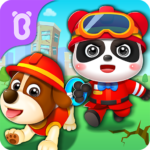 Little Panda Earthquake Safety   APK MOD (Unlimited Money) 8.52.00.00