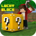 Lucky Block Mod for MCPE APK MOD (Unlimited Money) 4.4