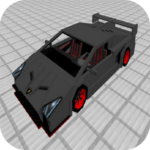 Luxcar-V Sports Mod for MCPE APK MOD (Unlimited Money) 4.4