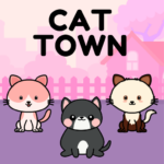 My Cat Town😸 – Free Pet Games for Girls & Boys APK MOD (Unlimited Money) 1.2