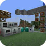 My Industry Mod for MCPE APK MOD (Unlimited Money) 4.4