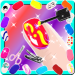 Nail Salon Princess Manicure APK MOD (Unlimited Money) 4.32