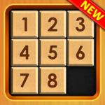 Number Puzzle – Classic Slide Puzzle – Num Riddle APK MOD (Unlimited Money) 1.6.0