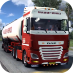 Oil Tanker Transport Simulation : Euro Truck Drive APK MOD (Unlimited Money) 1.2