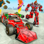 Ramp Car Robot Transforming Game: Robot Car Games APK MOD (Unlimited Money) 1.1