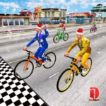 Real Bike Cycle Racing 3D: BMX Bicycle Rider Games APK MOD (Unlimited Money) 1.20