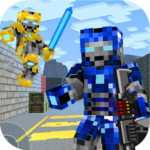 Rescue Robots Sniper Survival APK MOD (Unlimited Money) 1.96