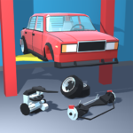 Retro Garage – Car Mechanic Simulator APK MOD (Unlimited Money) 1.8.0