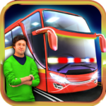Road Driver: Free Driving Bus Games – Top Bus Game APK MOD (Unlimited Money) 1.0