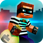 🚔 Robber Race Escape 🚔 Police Car Gangster Chase APK MOD (Unlimited Money) 3.9.4