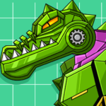 Robot Crocodile Toy Robot War APK MOD (Unlimited Money) 2.8
