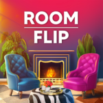 Room Flip : Design 🏠 Dress Up 👗 Decorate 🎀 APK MOD (Unlimited Money) 1.2.4