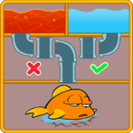 Save Fish – Block Puzzle Aquarium   APK MOD (Unlimited Money) 30.0