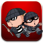 Stealing the diamond in cops and robbers game APK MOD (Unlimited Money) 1.4
