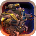 Steel Wars Royale – Multiplayer Strategy Game APK MOD (Unlimited Money) 1.03.03