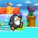 Super Penguin Adventure : free games without wifi APK MOD (Unlimited Money) 1.0