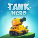 Tank Hero – Awesome tank war games   APK MOD (Unlimited Money) 1.7.4