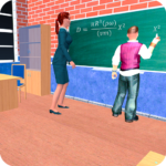 Virtual High School Teacher 3D APK MOD (Unlimited Money) 2.33.12